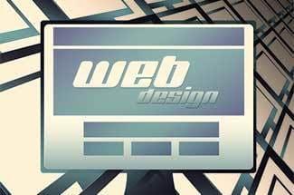 Webdesign mit neue Webentwicklung für Hompage